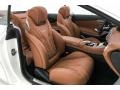 Mercedes-Benz S AMG 63 4Matic Cabriolet designo Cashmere White (Matte) photo #6