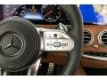 Mercedes-Benz S AMG 63 4Matic Cabriolet designo Cashmere White (Matte) photo #20