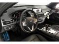 BMW 7 Series 740i Sedan Magellan Gray Metallic photo #5