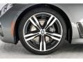 BMW 7 Series 740i Sedan Magellan Gray Metallic photo #9