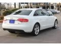 Audi A4 2.0T quattro Sedan Ibis White photo #8
