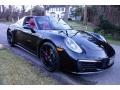 Porsche 911 Targa 4S Black photo #9