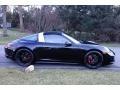 Porsche 911 Targa 4S Black photo #10