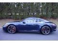 Porsche 911 Carrera 4S Coupe Night Blue Metallic photo #6
