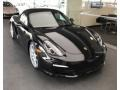 Porsche Boxster Black Edition Black photo #1