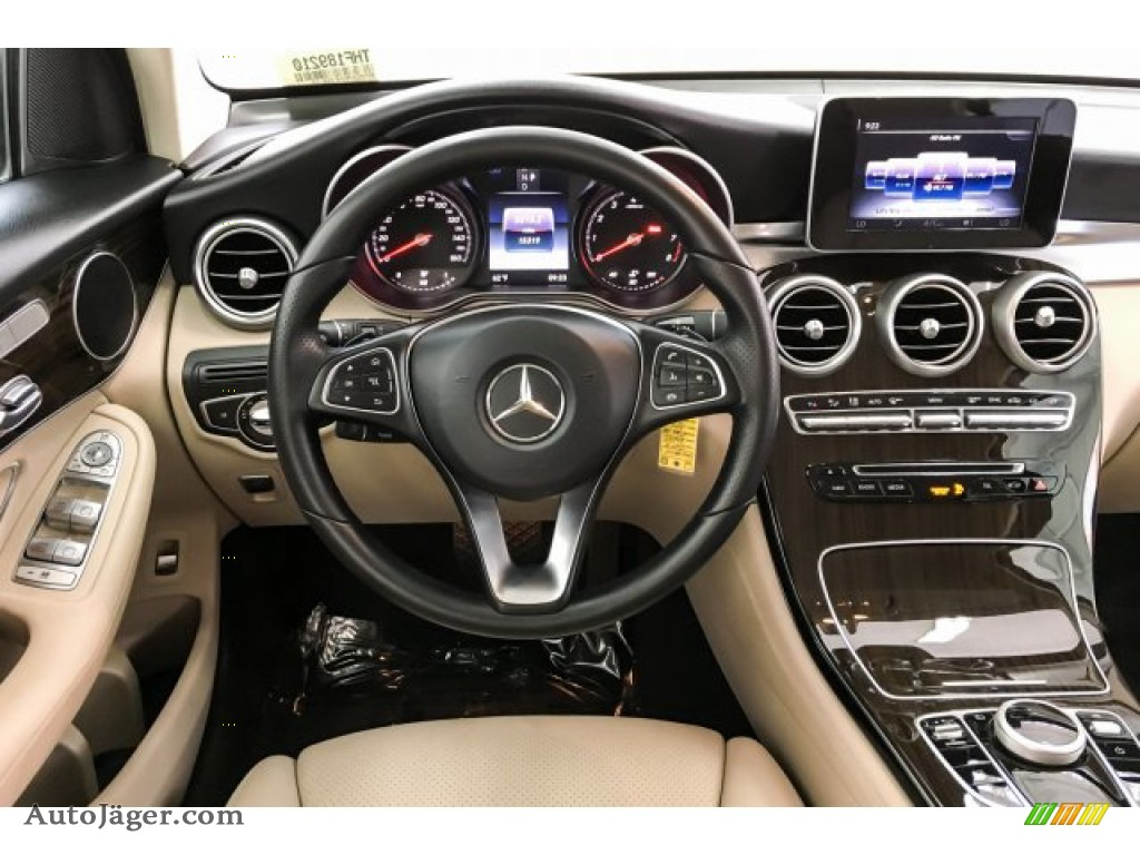 2017 GLC 300 - Selenite Grey Metallic / Silk Beige/Black photo #4