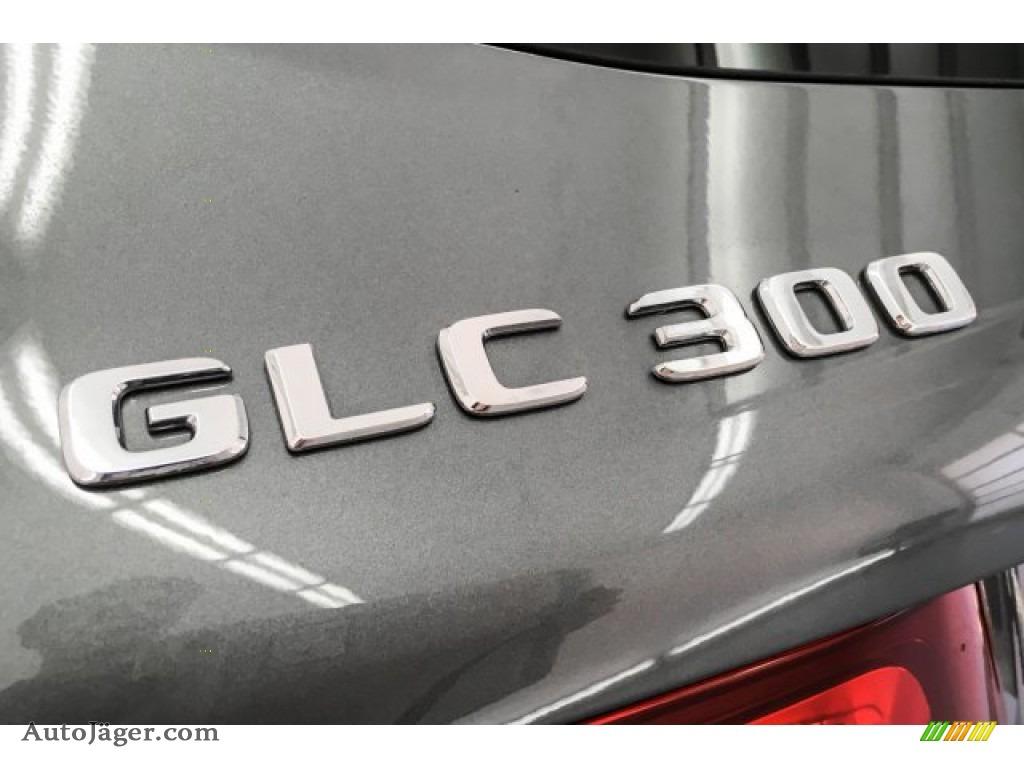 2017 GLC 300 - Selenite Grey Metallic / Silk Beige/Black photo #7