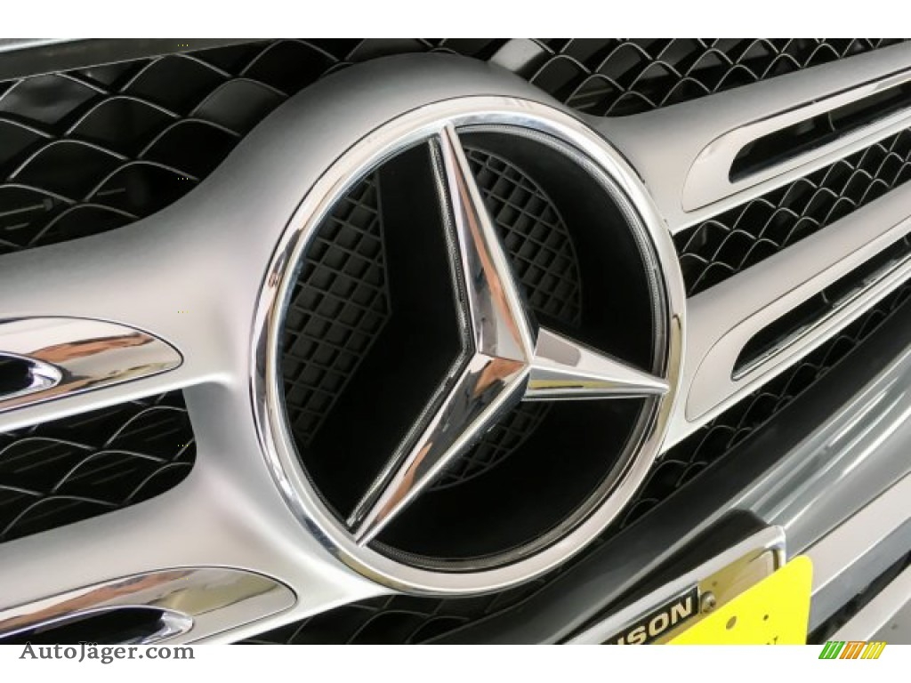 2017 GLC 300 - Selenite Grey Metallic / Silk Beige/Black photo #33
