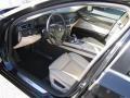 BMW 7 Series 750Li Sedan Black Sapphire Metallic photo #17