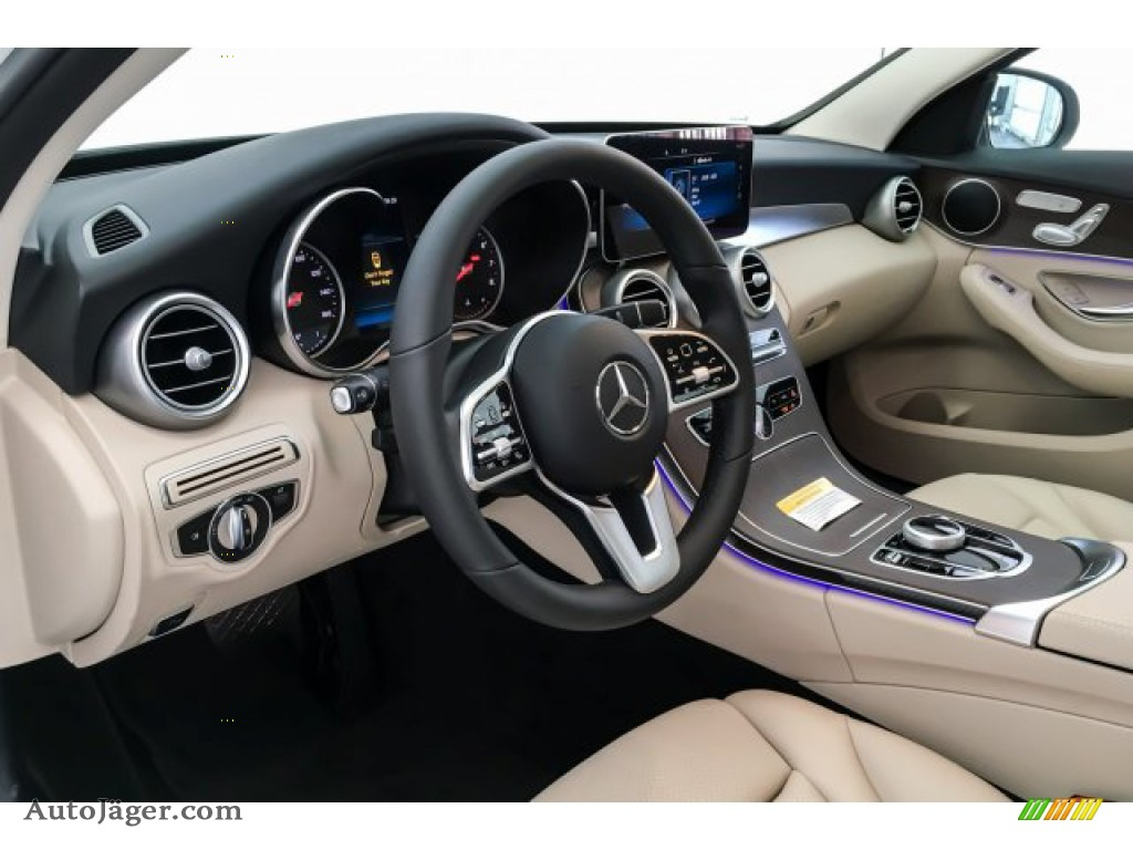 2019 C 300 Sedan - Polar White / Silk Beige/Black photo #4