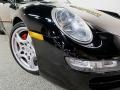 Porsche 911 Carrera S Cabriolet Black photo #11