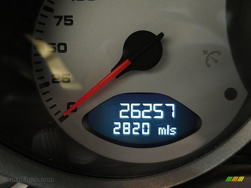 2007 911 Carrera S Cabriolet - Black / Black photo #27