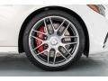 Mercedes-Benz E AMG 63 S 4Matic Sedan designo Diamond White Metallic photo #9