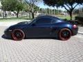 Porsche Cayman S Midnight Blue Metallic photo #3