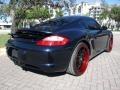 Porsche Cayman S Midnight Blue Metallic photo #9