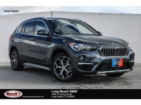 Mineral Grey Metallic 2019 BMW X1 xDrive28i