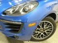 Porsche Macan S Sapphire Blue Metallic photo #9