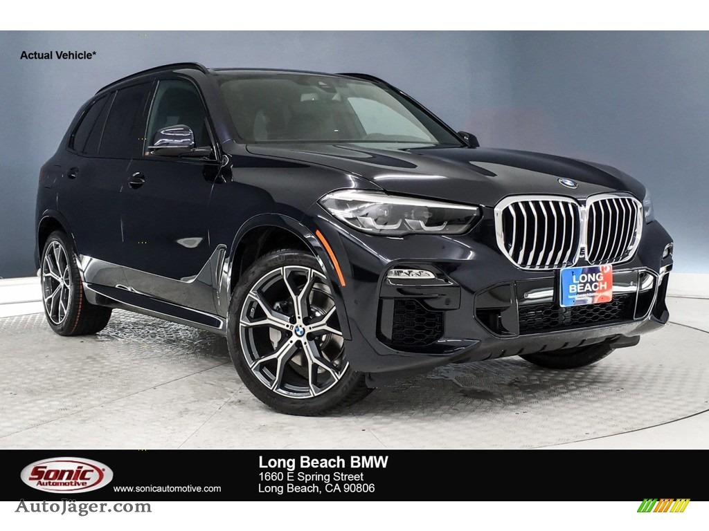 2019 Bmw X5 Xdrive40i In Carbon Black Metallic L04377 Auto Jager German Cars For Sale In The Us