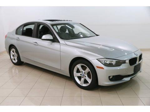 Glacier Silver Metallic 2015 BMW 3 Series 320i xDrive Sedan
