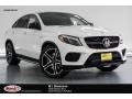 Mercedes-Benz GLE 43 AMG 4Matic Coupe Polar White photo #1