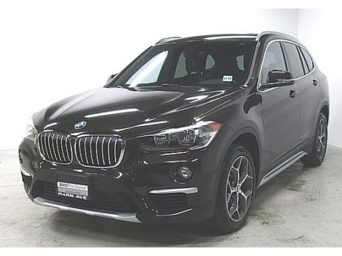 Dark Olive Metallic 2018 BMW X1 xDrive28i