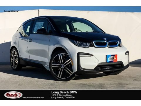 Capparis White 2019 BMW i3