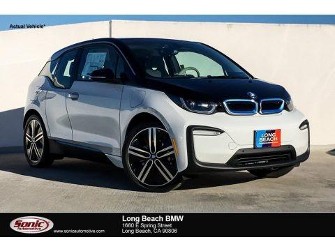 Capparis White 2019 BMW i3 with Range Extender