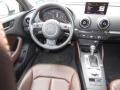 Audi A3 2.0 Premium quattro Florett Silver Metallic photo #15