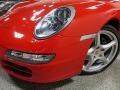 Porsche 911 Carrera Coupe Guards Red photo #7