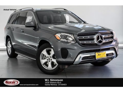 Selenite Grey Metallic 2019 Mercedes-Benz GLS 450 4Matic