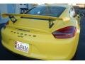 Porsche Cayman GT4 Racing Yellow photo #27