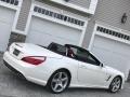 Mercedes-Benz SL 550 Roadster Diamond White Metallic photo #18