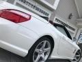 Mercedes-Benz SL 550 Roadster Diamond White Metallic photo #20