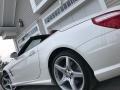 Mercedes-Benz SL 550 Roadster Diamond White Metallic photo #22