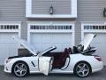 Mercedes-Benz SL 550 Roadster Diamond White Metallic photo #41