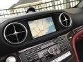 Mercedes-Benz SL 550 Roadster Diamond White Metallic photo #49