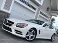 Mercedes-Benz SL 550 Roadster Diamond White Metallic photo #91