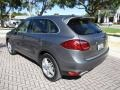 Porsche Cayenne Diesel Meteor Grey Metallic photo #6