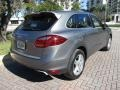 Porsche Cayenne Diesel Meteor Grey Metallic photo #11