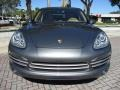 Porsche Cayenne Diesel Meteor Grey Metallic photo #17