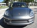 Porsche Cayenne Diesel Meteor Grey Metallic photo #26