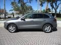 Porsche Cayenne Diesel Meteor Grey Metallic photo #50