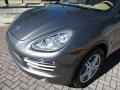 Porsche Cayenne Diesel Meteor Grey Metallic photo #54
