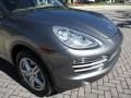 Porsche Cayenne Diesel Meteor Grey Metallic photo #66