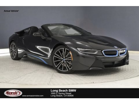 Donington Grey Metallic 2019 BMW I8 Roadster