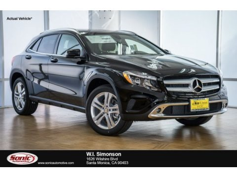 Night Black 2018 Mercedes-Benz GLA 250