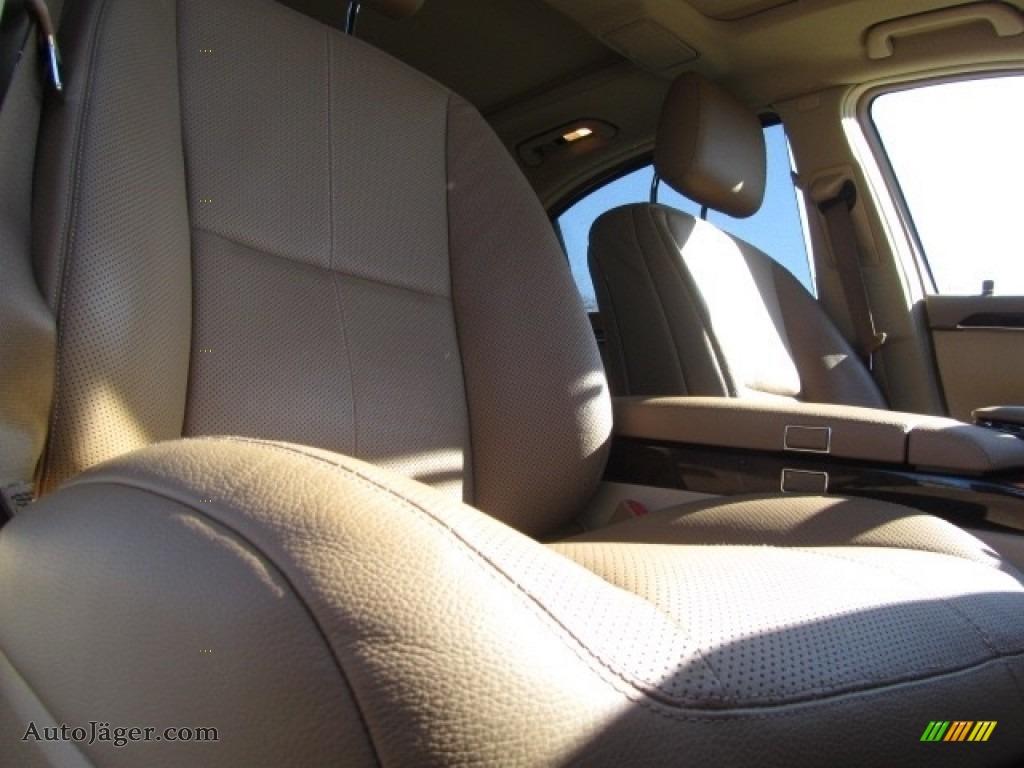 2008 S 550 Sedan - Arctic White / Cashmere/Savanna photo #23