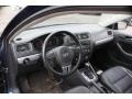 Volkswagen Jetta SE Sedan Tempest Blue Metallic photo #4