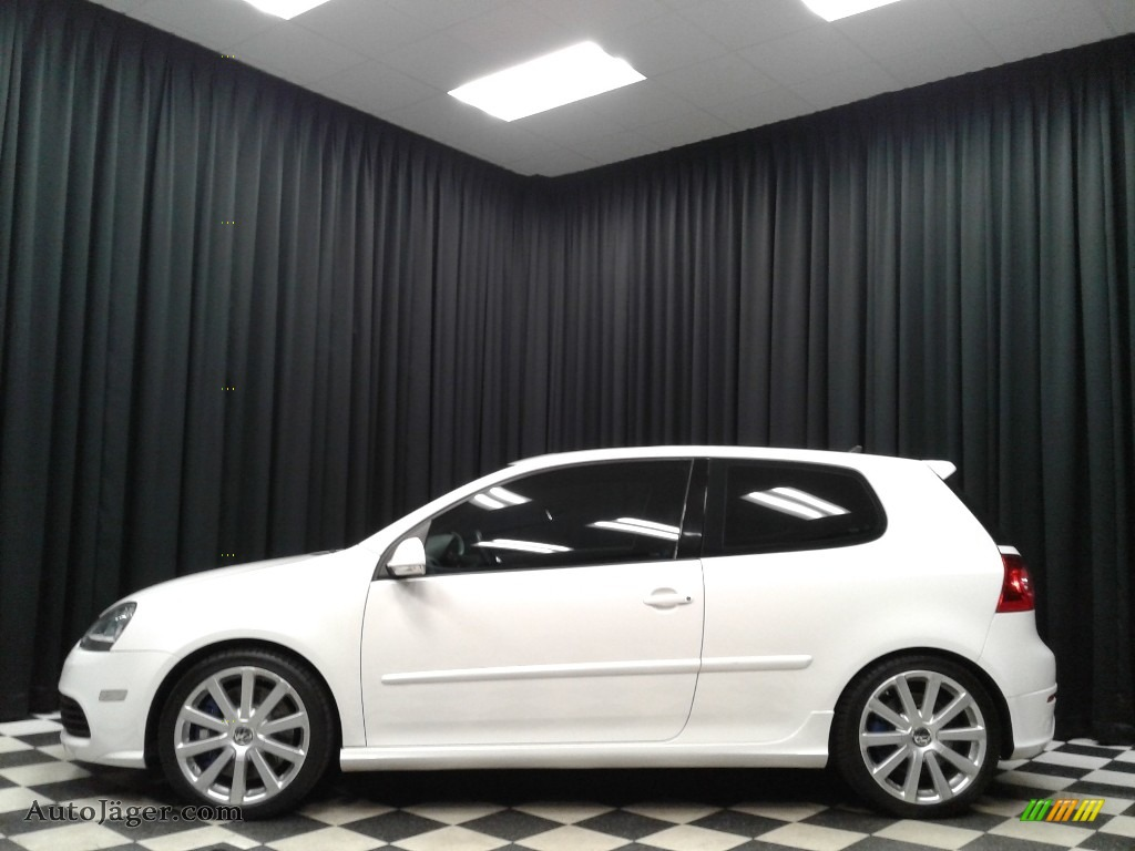 Candy White / Anthracite Volkswagen R32
