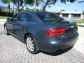 Audi A4 2.0T Premium quattro Sedan Meteor Grey Pearl Effect photo #5